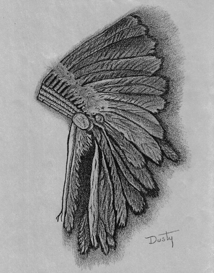 Bear headdress drawing - photo#16