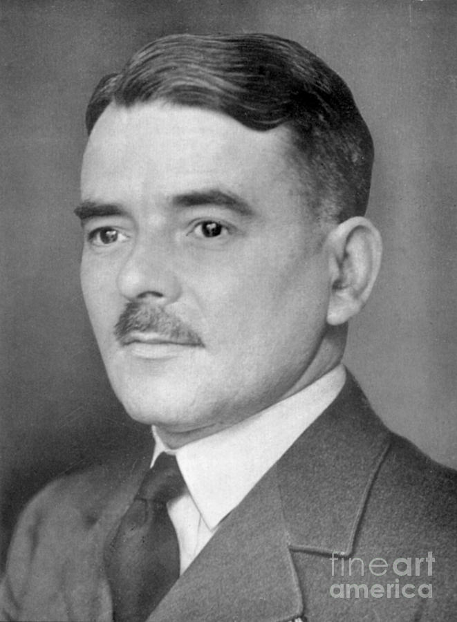 Sir Frank Whittle Photograph
