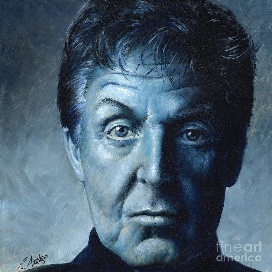 Sir Paul Painting