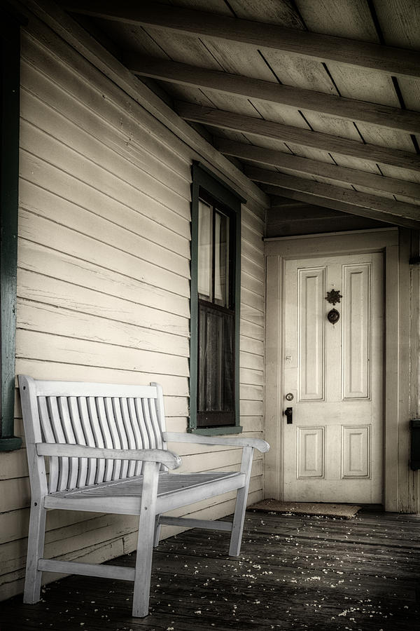 Sit Awhile Photograph