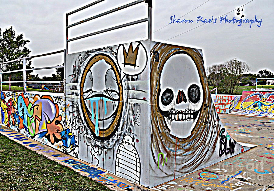 Photograph - Skate Park by Sharon Farris