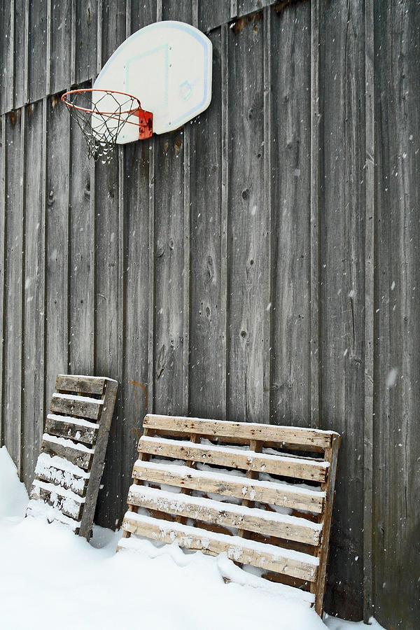 Skid Slam Photograph - Skid Slam by Cyryn Fyrcyd