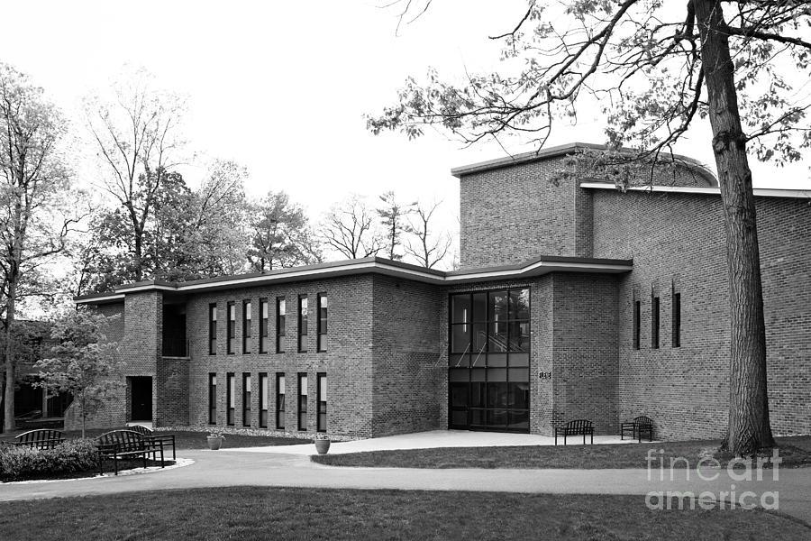 Skidmore College Filene Hall Photograph