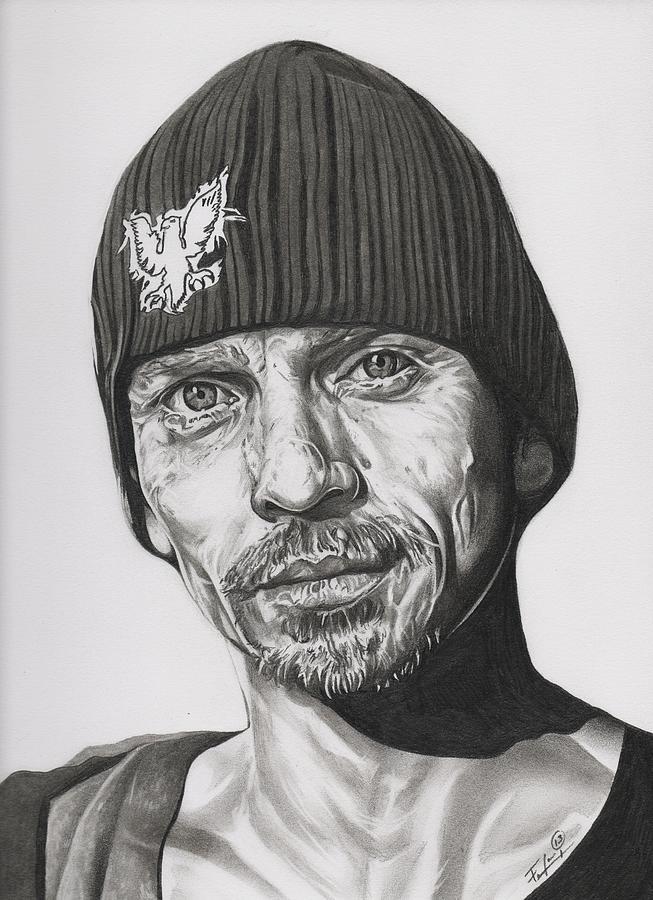 Skinny Pete  Breaking Bad Drawing