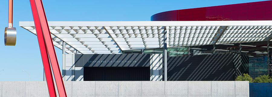 Skokos Pavilion Dallas Tx Photograph