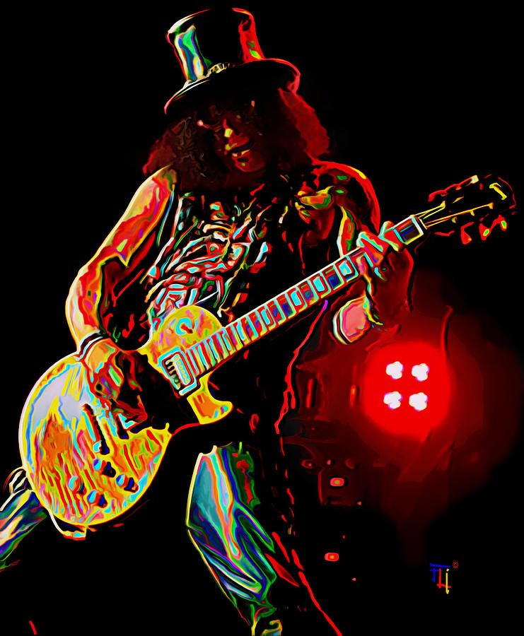 Slash 2 Painting