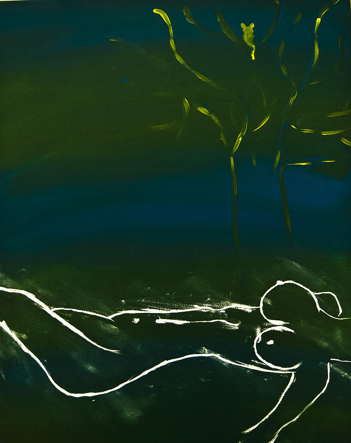 Sleepy Painting