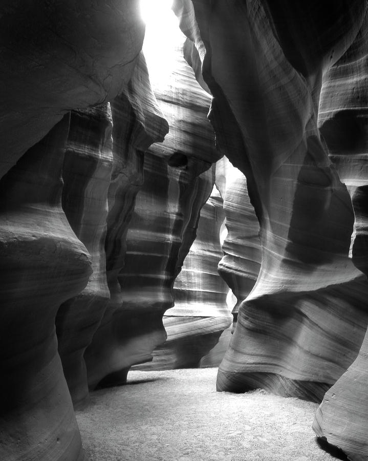 Slot Canyon 1 Photograph