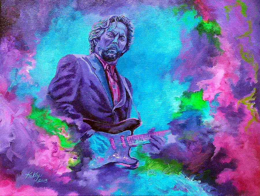 Slowhand Painting