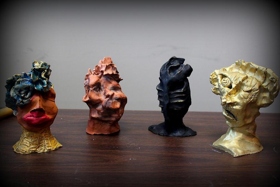 Small Sculptures  Ceramic Art