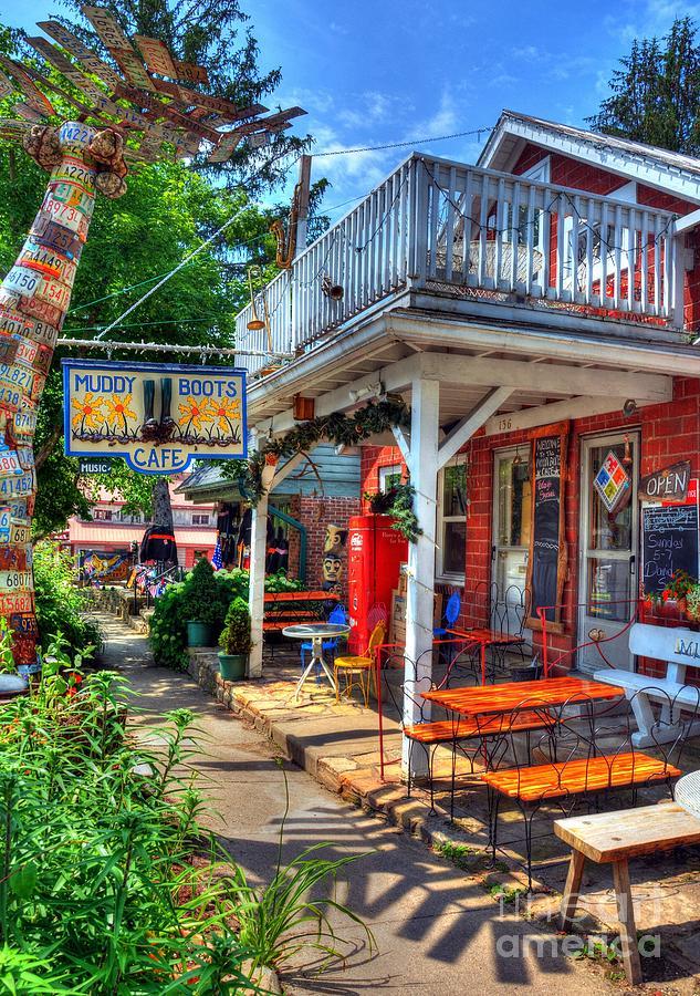 Nashville Photograph - Small Town America 3 by Mel Steinhauer