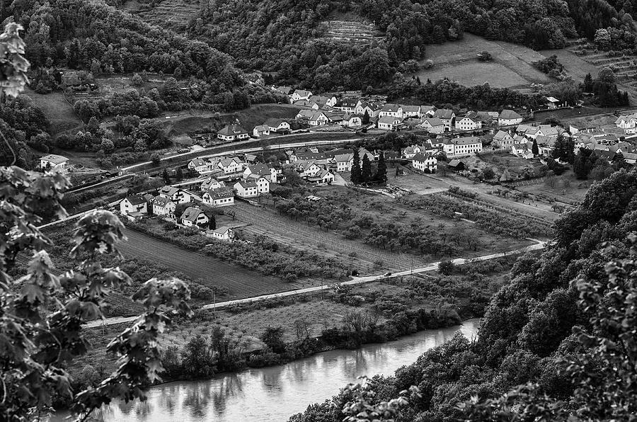 Small Village Photograph