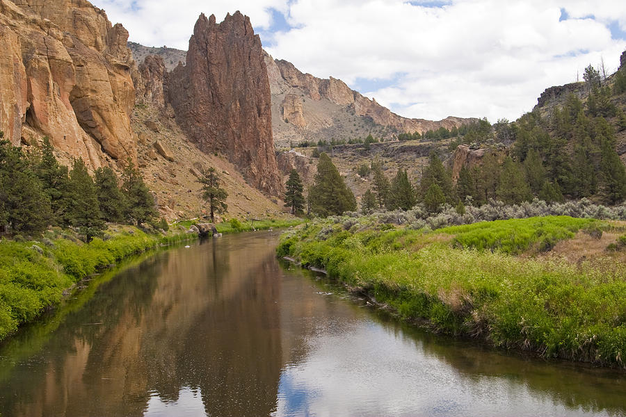Smith Rock Photograph