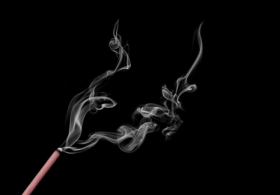 Smoke Photography Photograph  - Smoke Photography Fine Art Print