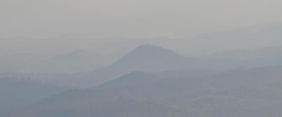 Smokey Ripples Photograph