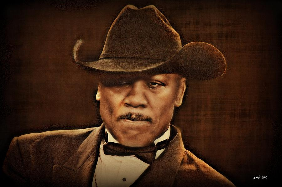 Smokin Joe  Digital Art
