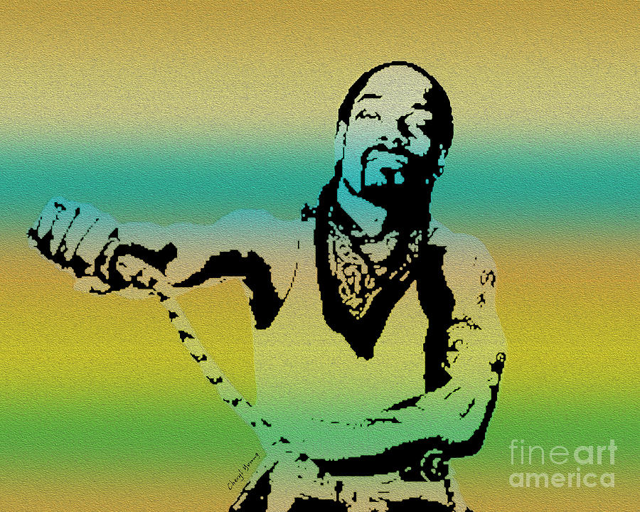 Snoop Photograph  - Snoop Fine Art Print