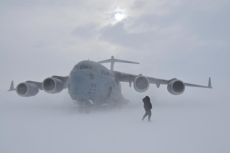 Snowglobemaster Photograph