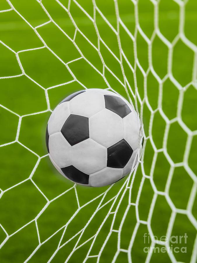 Soccer Ball Photograph