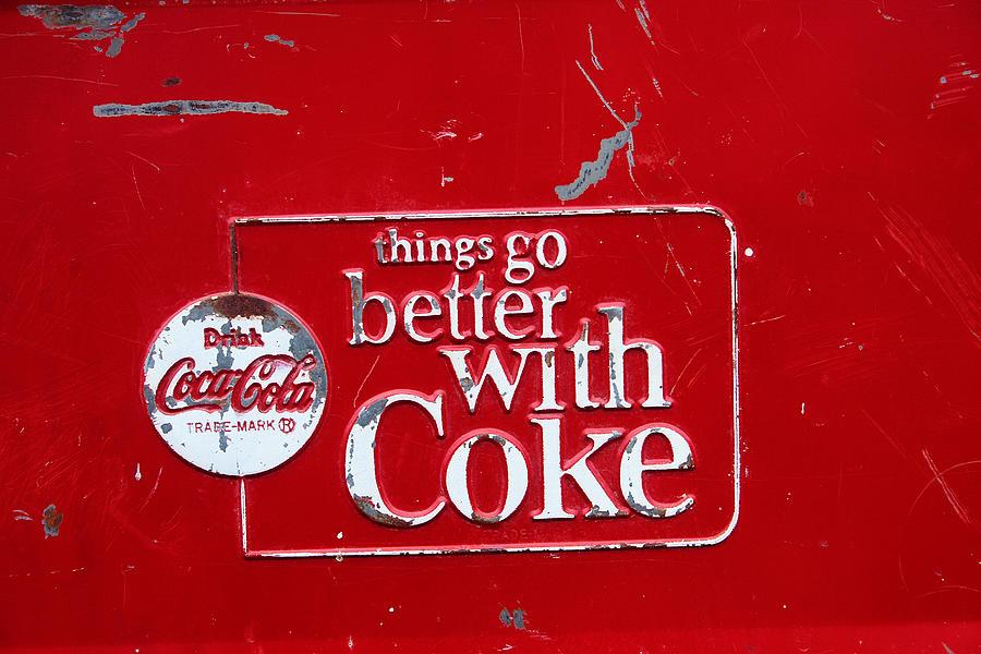Soda Photograph - Soda Of Choice by Toni Hopper
