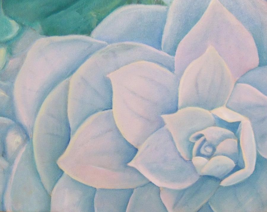Camellia Flower Painting Soft Camellia Flower Painting