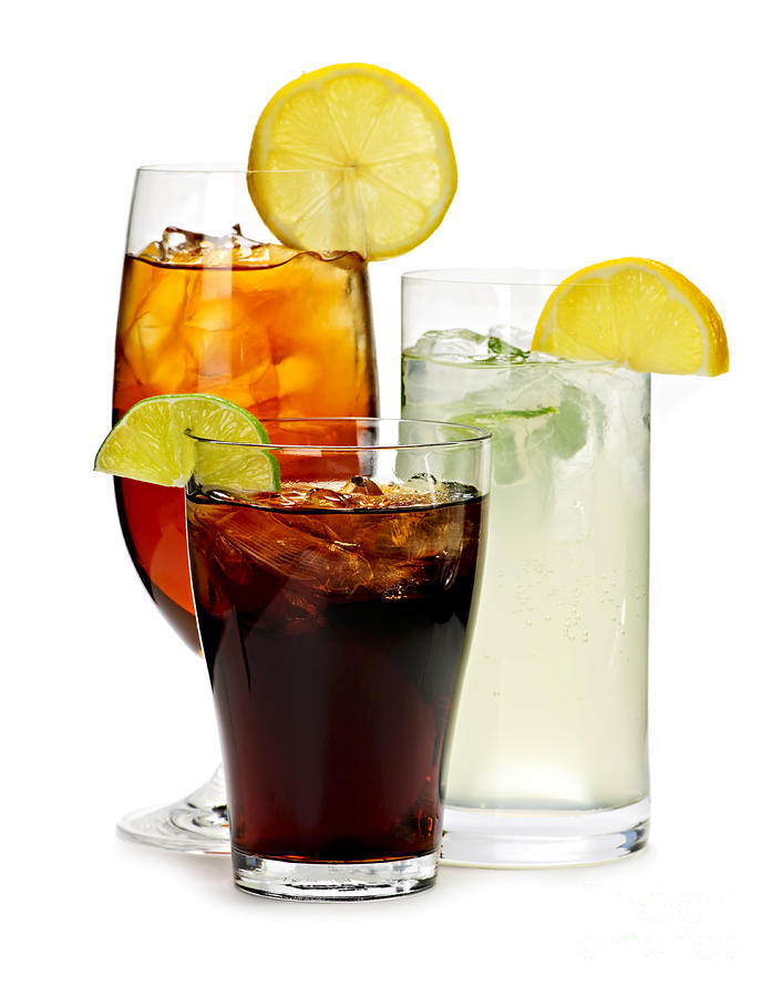 Soft Drinks Photograph