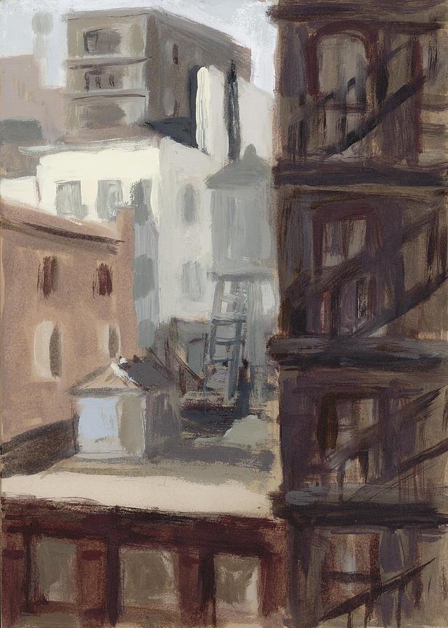 Soho Ny Painting