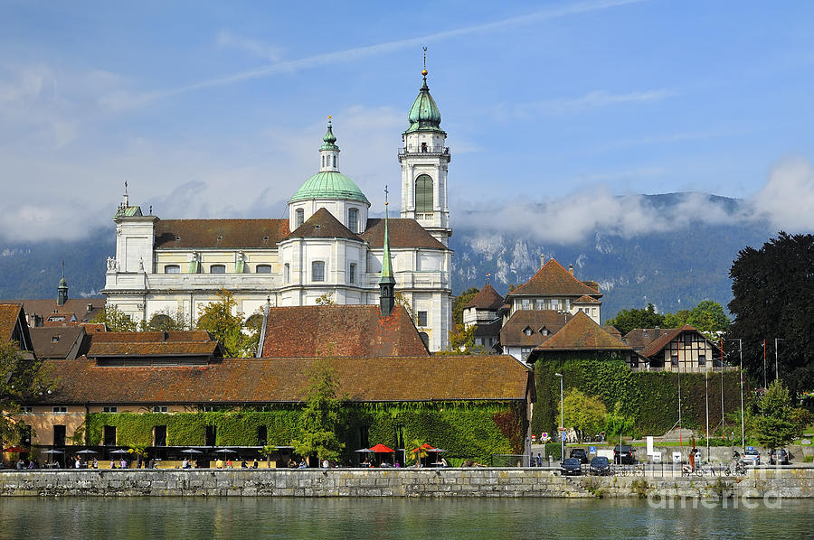 Solothurn Switzerland  City new picture : Solothurn Switzerland is a photograph by JH Photo Service which was ...