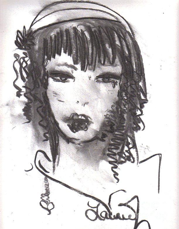 Someday In Paris Drawing