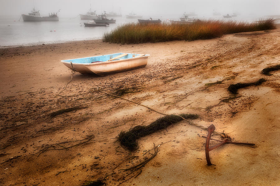 Cape Cod Photograph - Someday My Ship Will Come In by Bill Wakeley