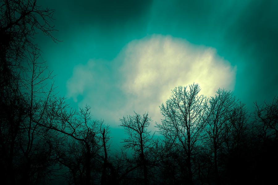 Landscape Photograph - Somewhere Between Here And There by Bob Orsillo