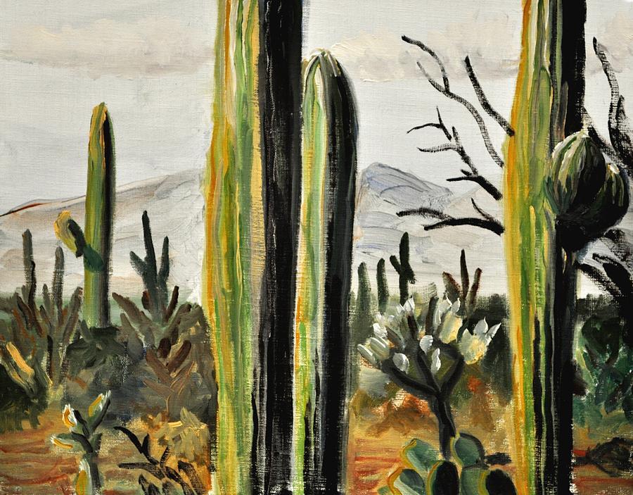 Sonoran Desert 2 Painting