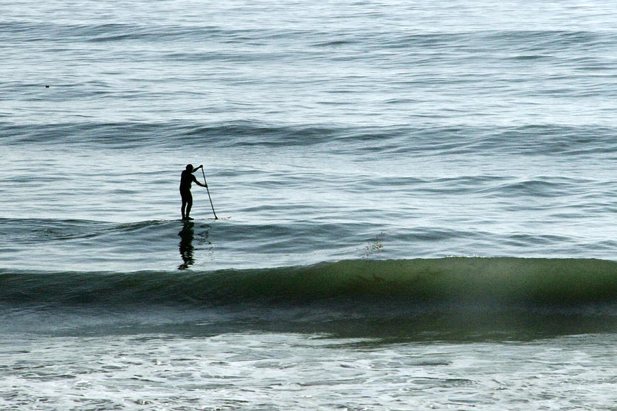 Surf Photograph - Soul Searcher by Shoal Hollingsworth