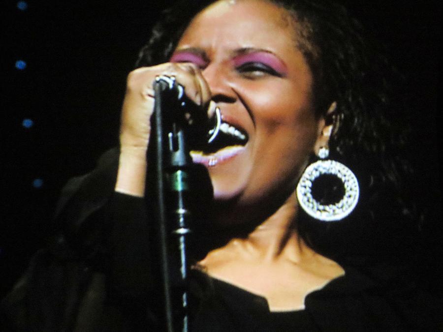 Soul Singer Photograph
