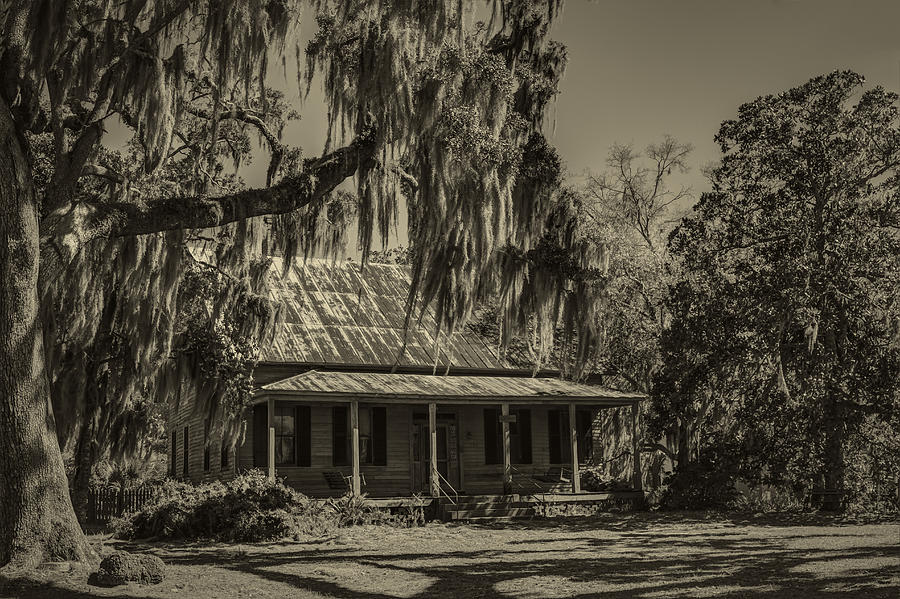 Southern Comfort Antique Photograph