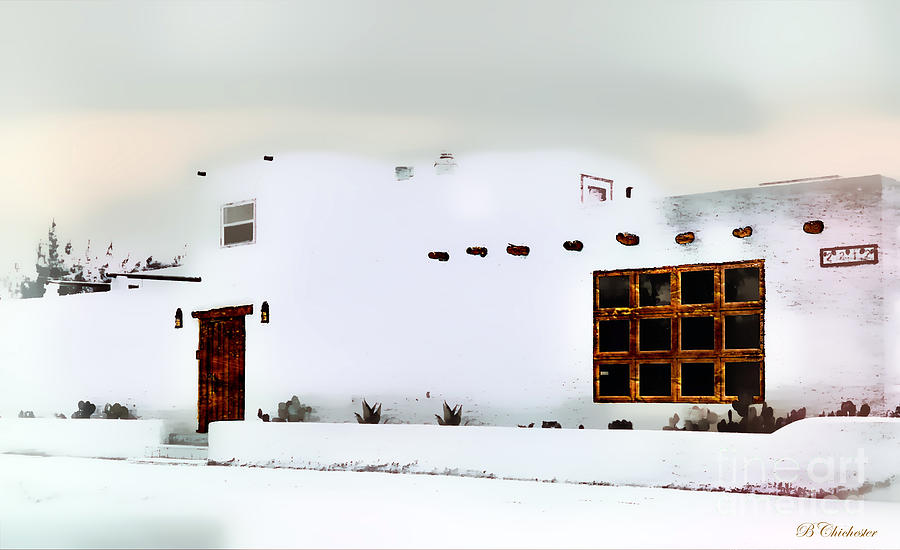 Southwestern Pueblo  Painting