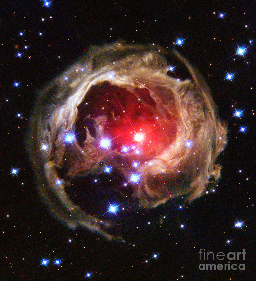 Space - 838 Photograph