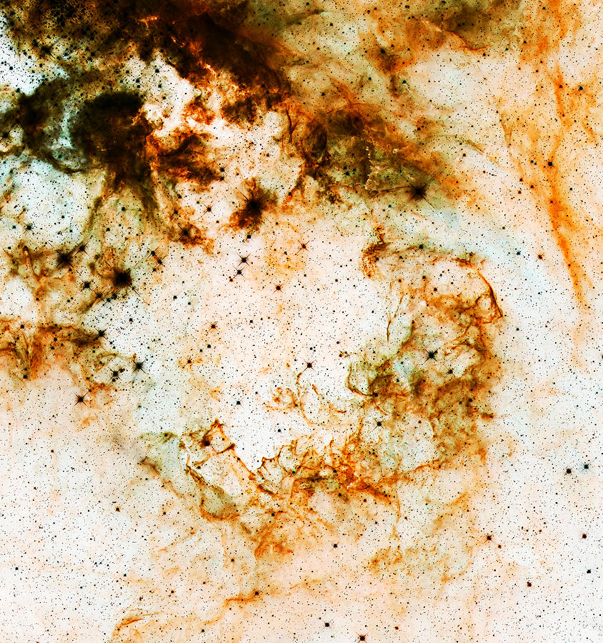 Space Rust Photograph