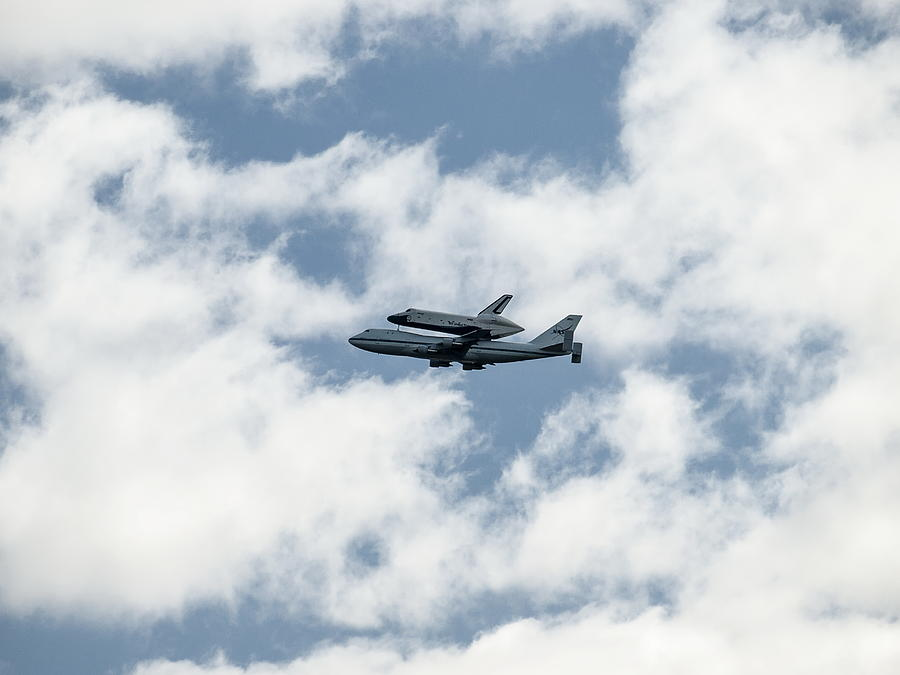Space Shuttle Enterprise  Photograph