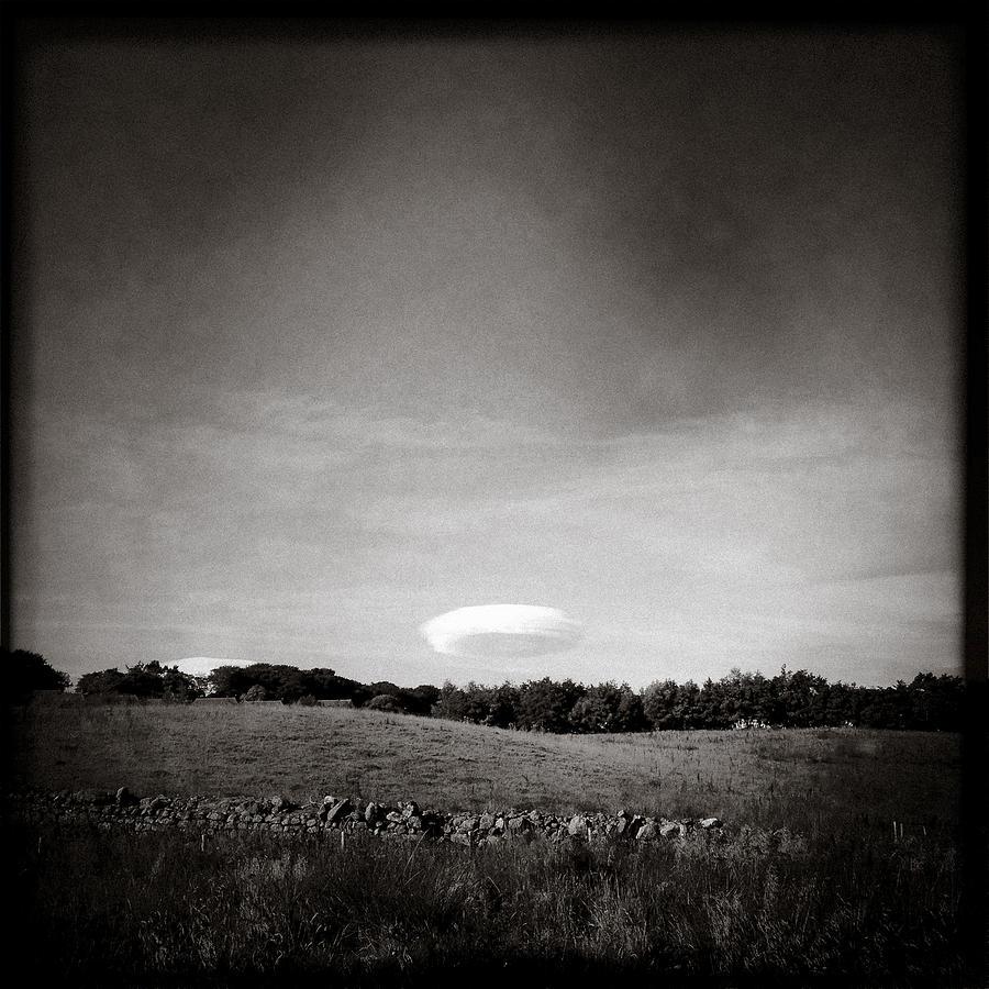 Spaceship Photograph