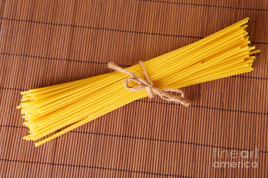 Spaghetti Italian Pasta Photograph