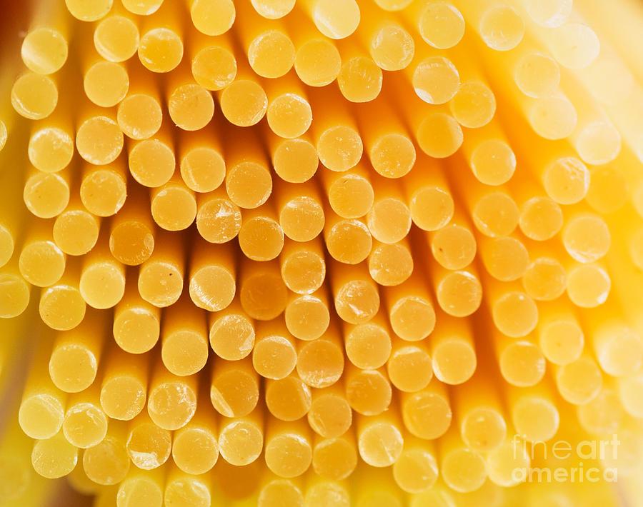 Background Photograph - Spaghetti Macro by Mythja  Photography