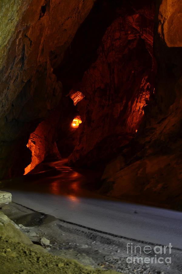 Spain Cave  la Cuevona Photograph