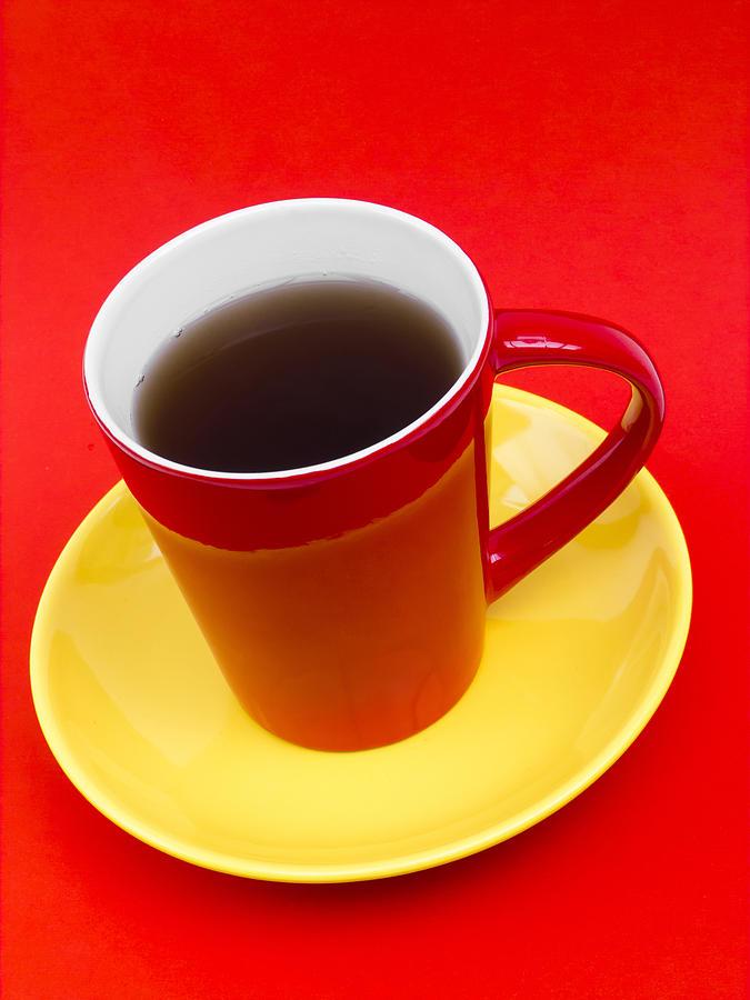 Spanish Cup Of Coffee Photograph