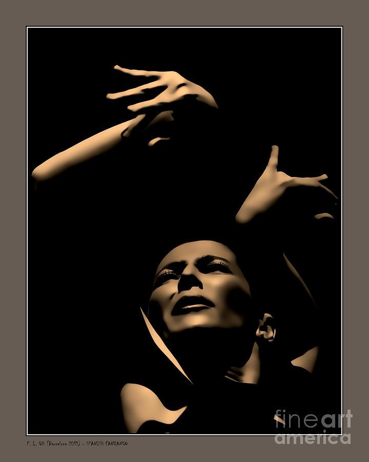Spanish Fandango Photograph