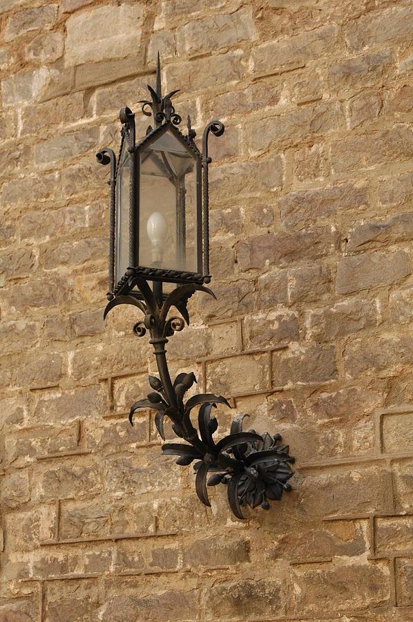 Spanish Lamp Photograph