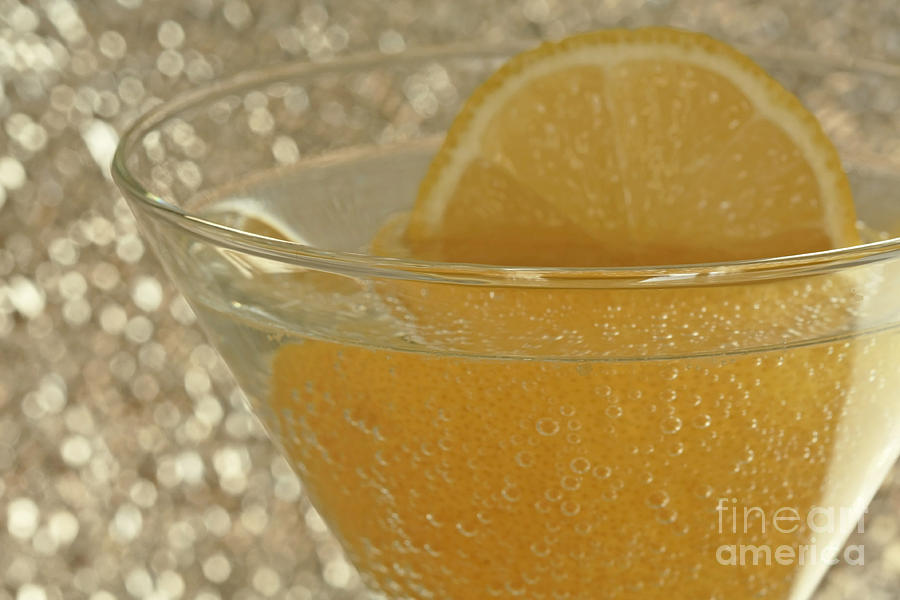 Sparkling Citrus Moments Photograph