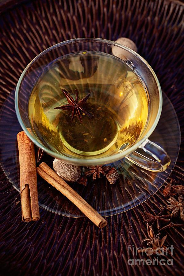 Spiced Tea Photograph