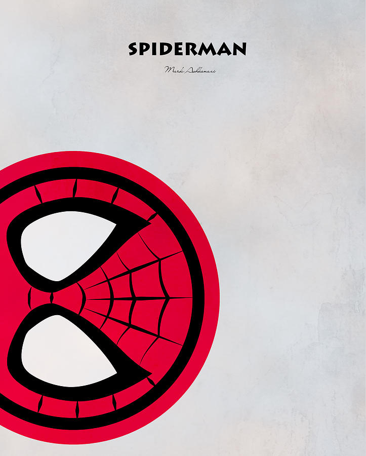 Spiderman 6 Digital Art