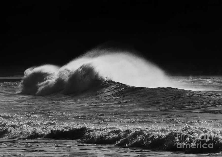 Spindrift Photograph  - Spindrift Fine Art Print
